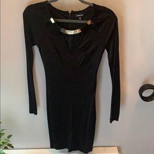 bebe Dresses - Black Dress